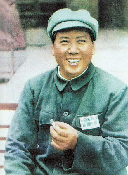 438px-Mao_Zedong_with_cap